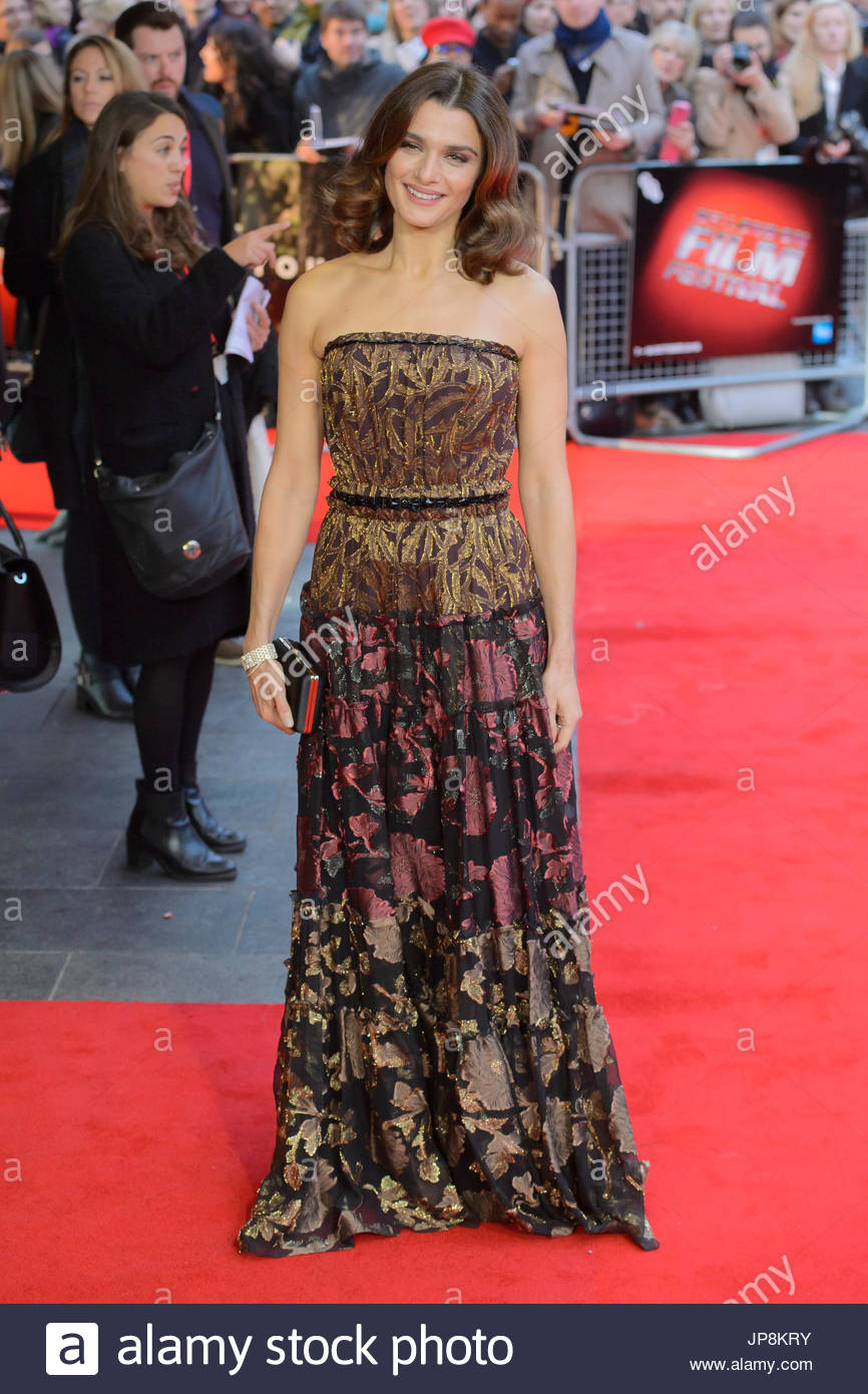 Celebrities arrive for the LFF Screening of Youth - Stock Image