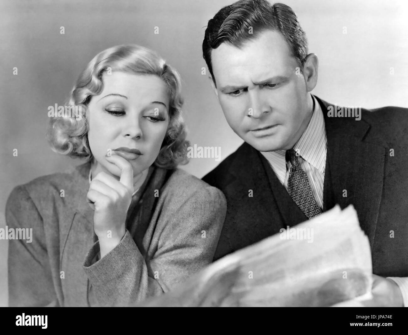 Watch Glenda Farrell video