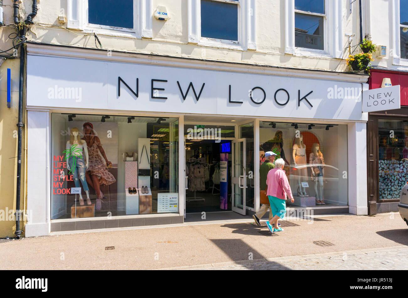 New Look clothing store, England, UKStock Photo