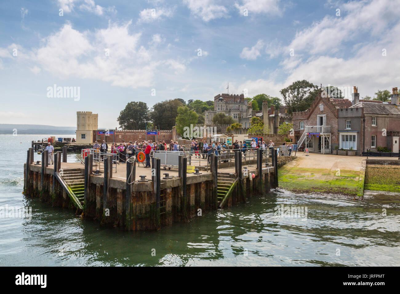 Brownsea Island Ferries Poole Quay Kiosk Poole