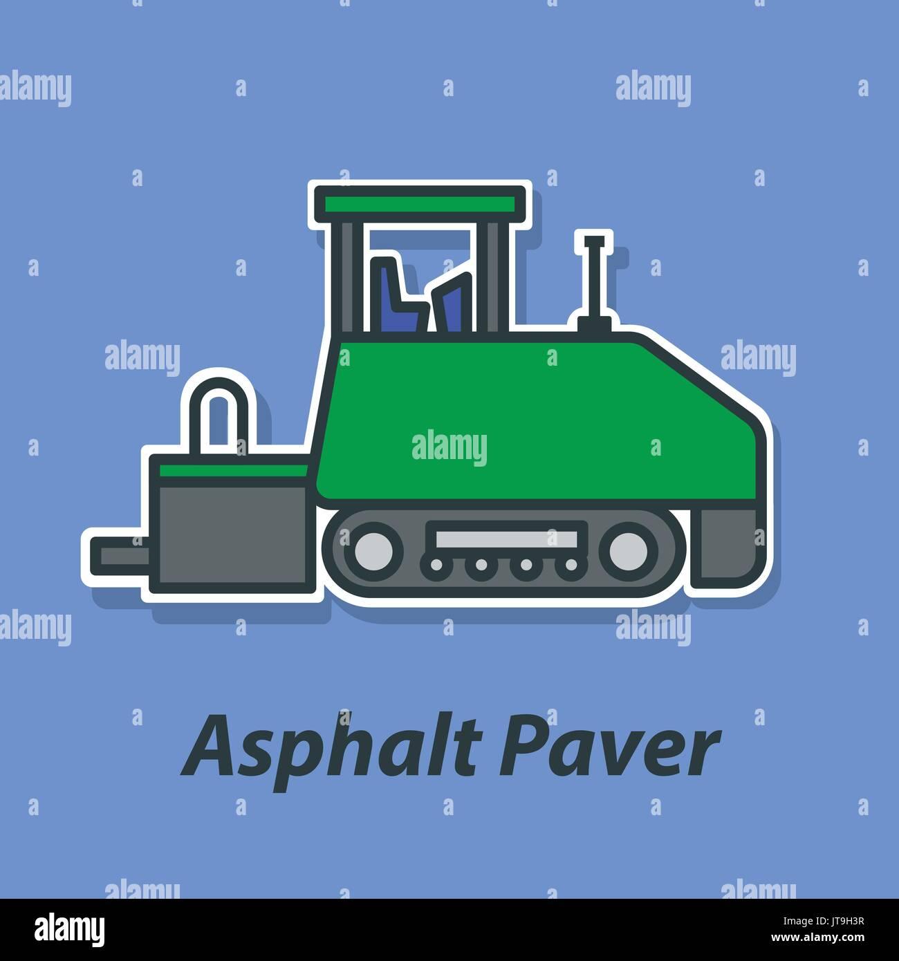 Asphalt Paver Stock Photos Amp Asphalt Paver Stock Images