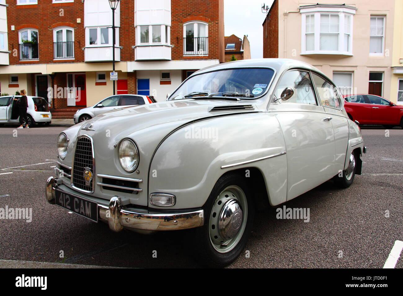 Live In France Take Uk Car