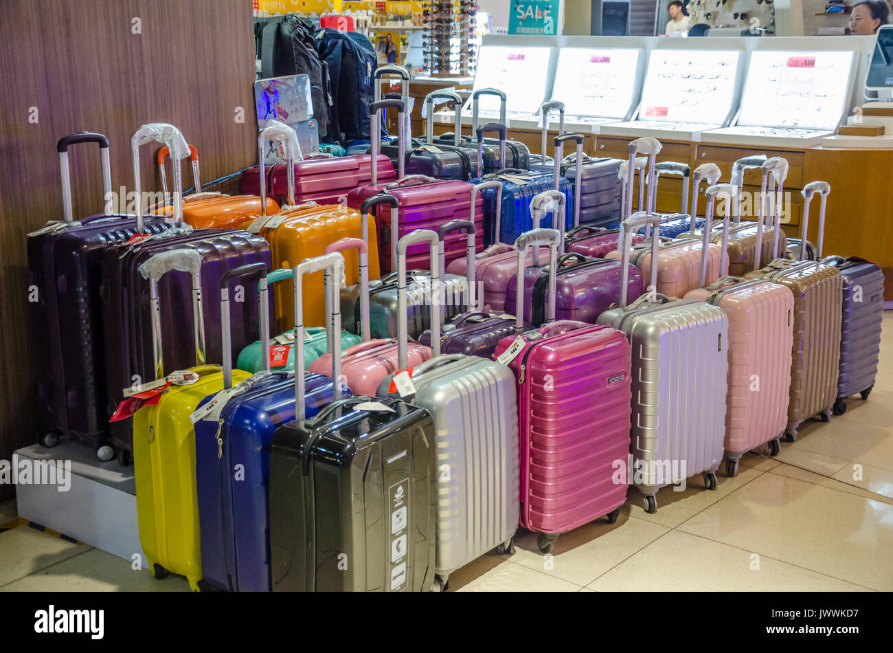 Suitcase Store Stock Photos & Suitcase Store Stock Images ...