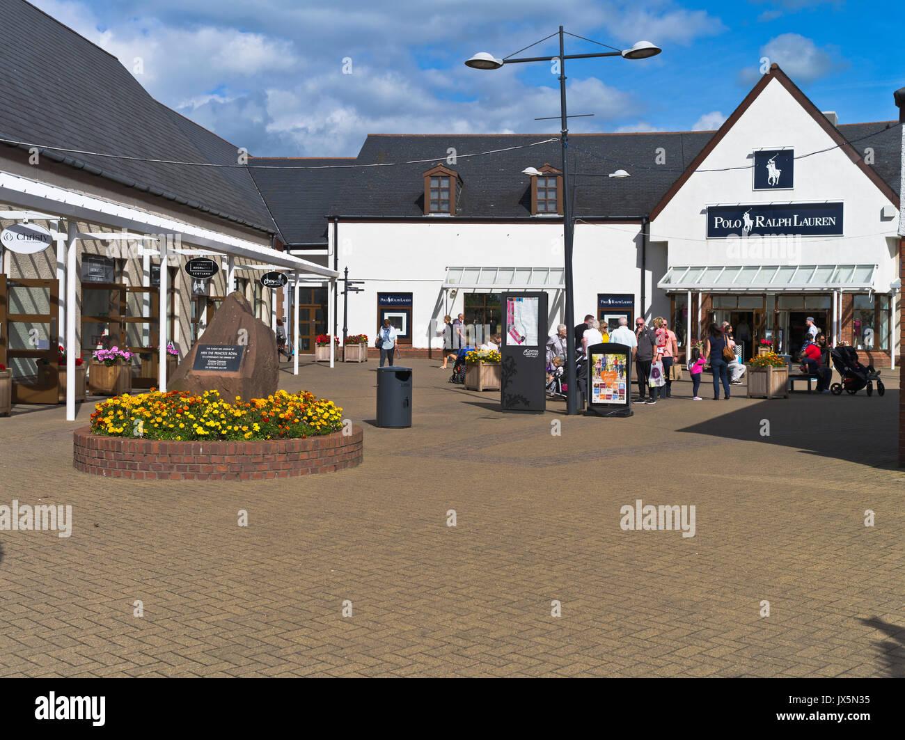 dh Gateway Outlet Village GRETNA GREEN DUMFRIES Polo Ralph Lauren Factory  Store mall shops retail outlets shopping arcade 75e37f0e30