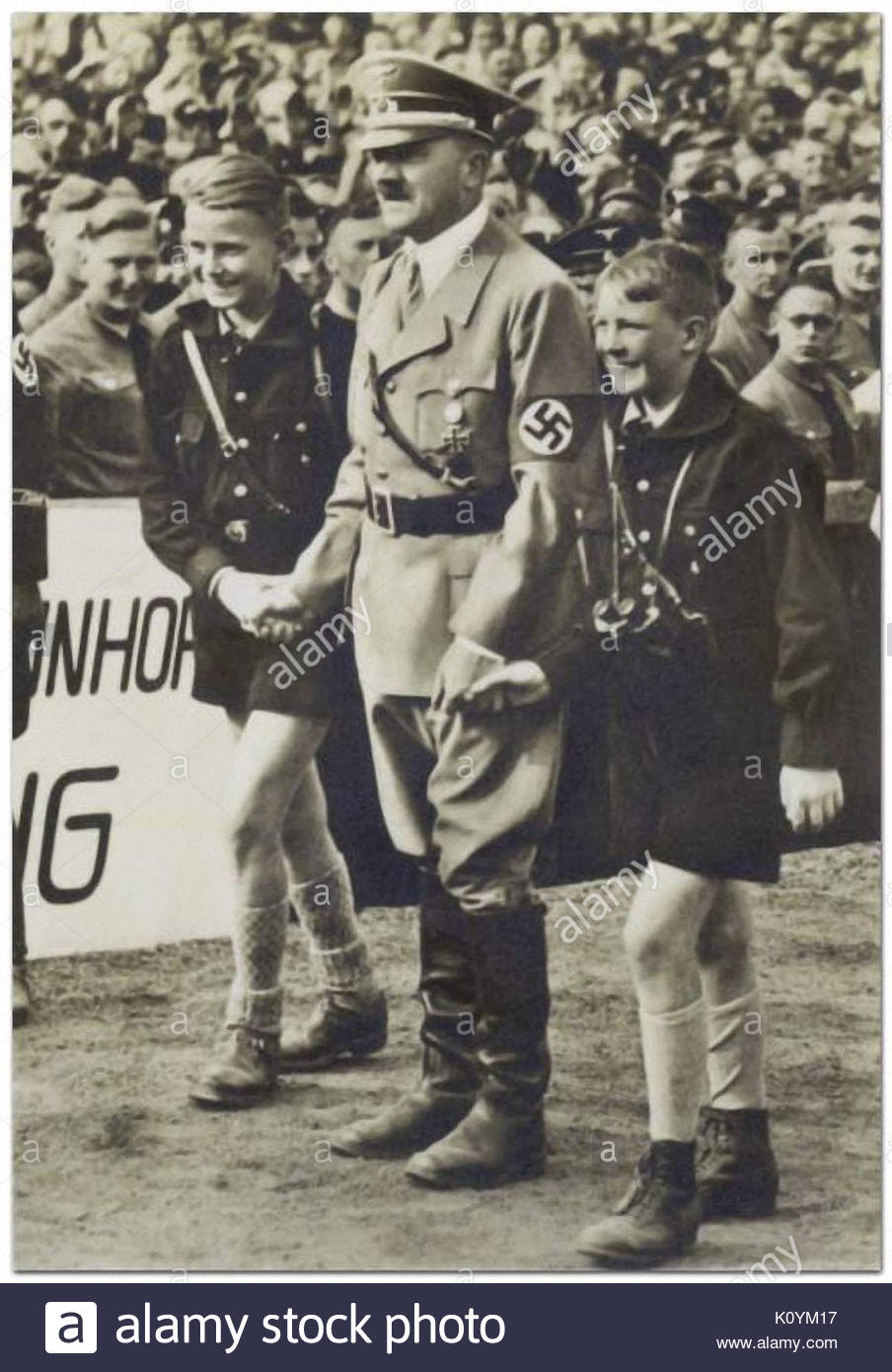 the fall of adolf hitler and the nazi of germany Adolf hitler was born in an austrian town near the border of germany he was the son of working class parents, a short tempered civil servant and a gentle catholic housewife 2.