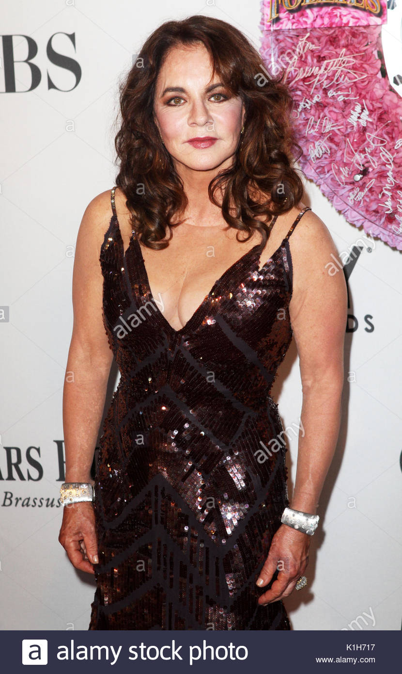 Stockard Channing. Celebrity Arrivals at the 66th Tony Awards in NYC - Stock Image