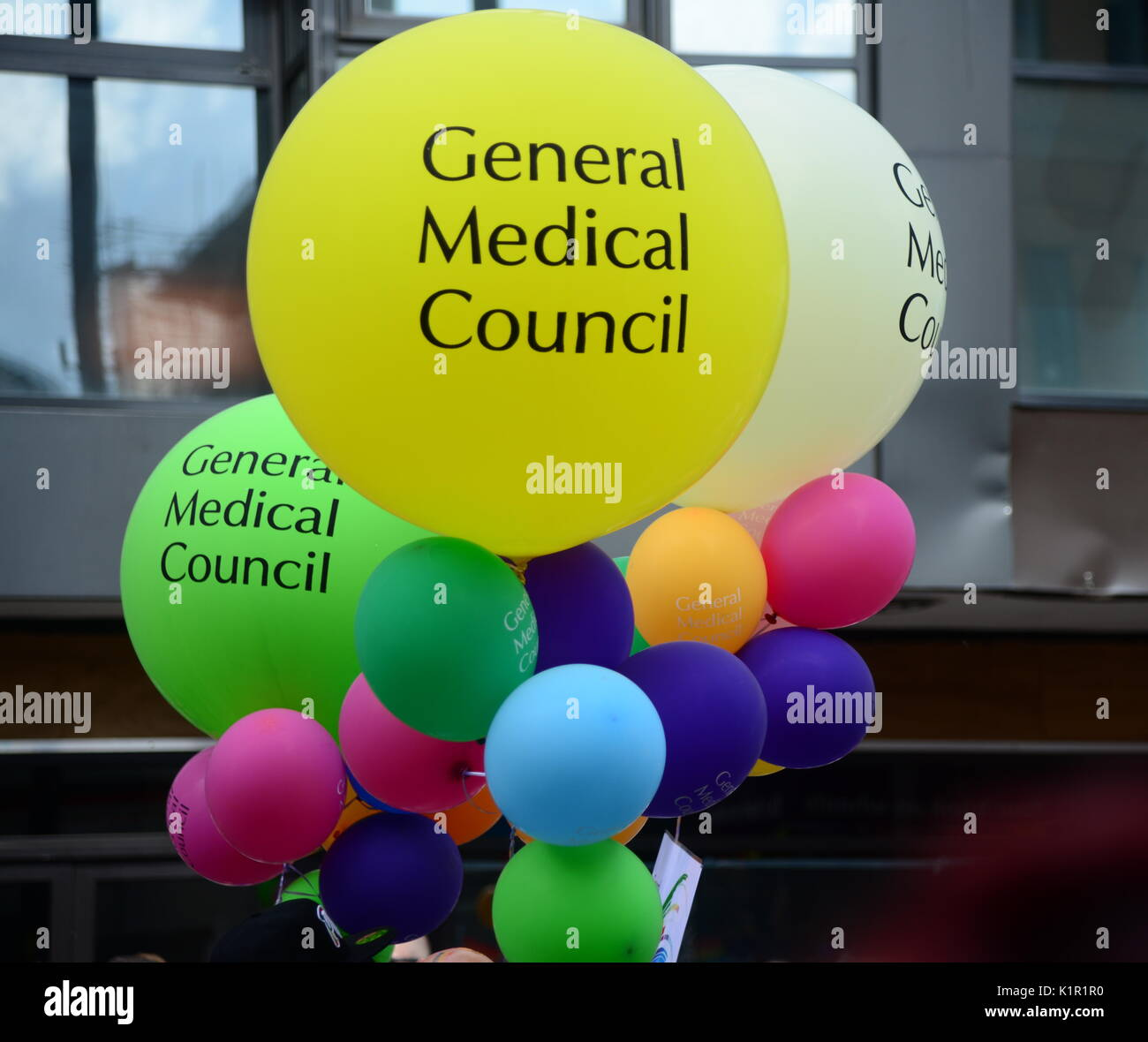 General Medical Council Stock Photo