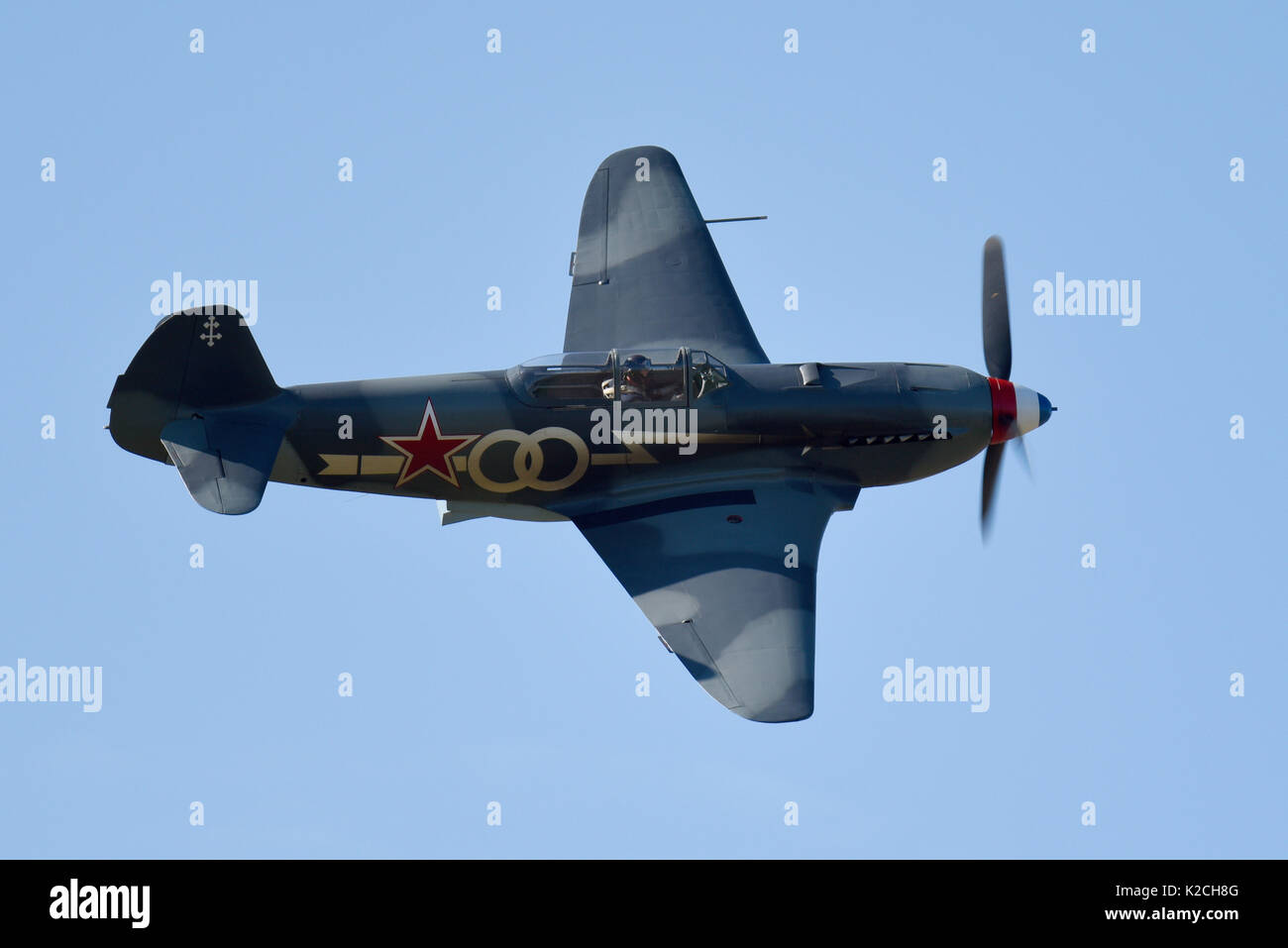 will-greenwood-flying-his-yakovlev-yak-3-fighter-at-the-little-gransden-K2CH8G.jpg