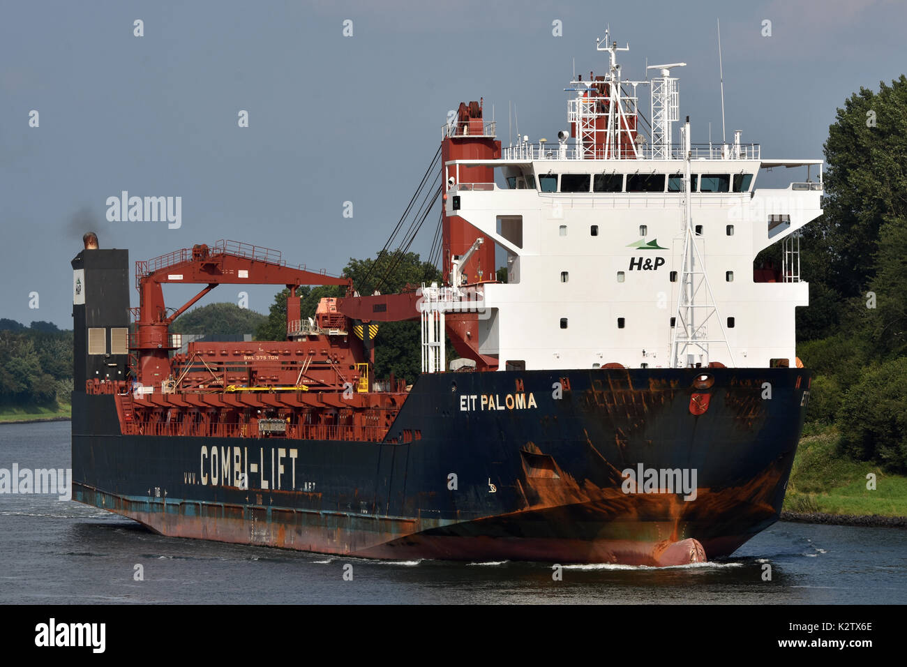 EIT Paloma - Stock Image