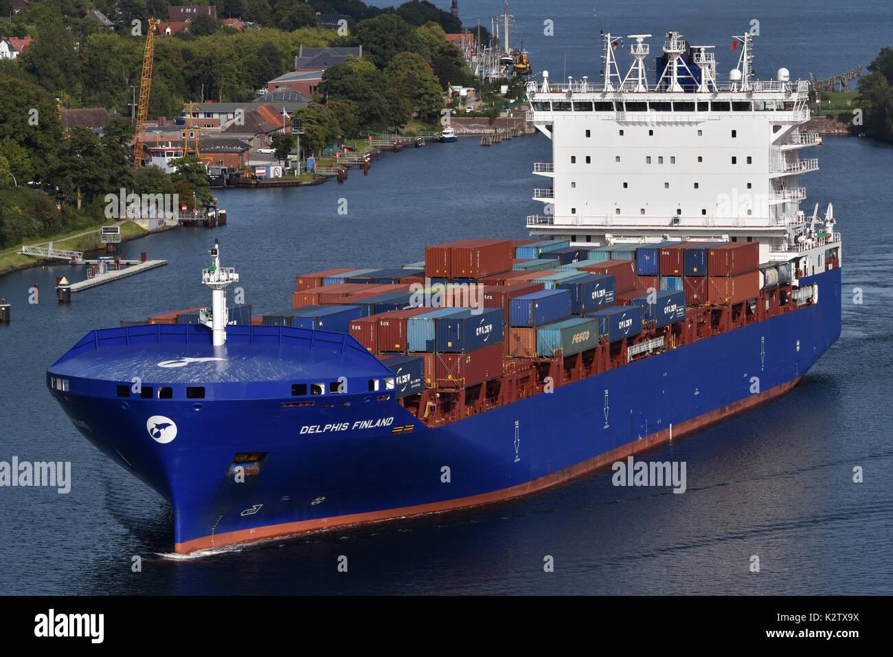 Delphis Finland - Stock Image