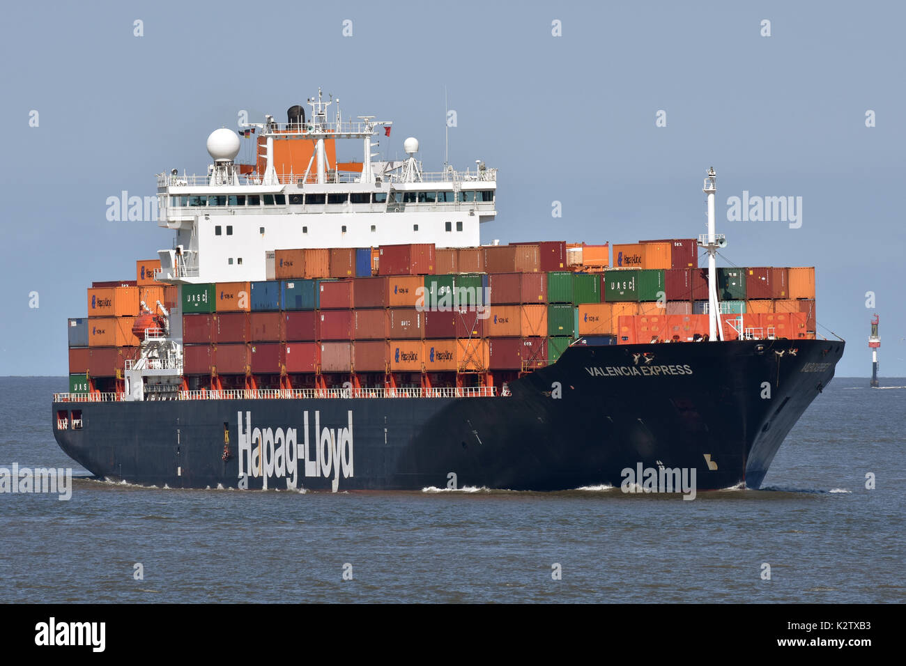 Valencia Express - Stock Image