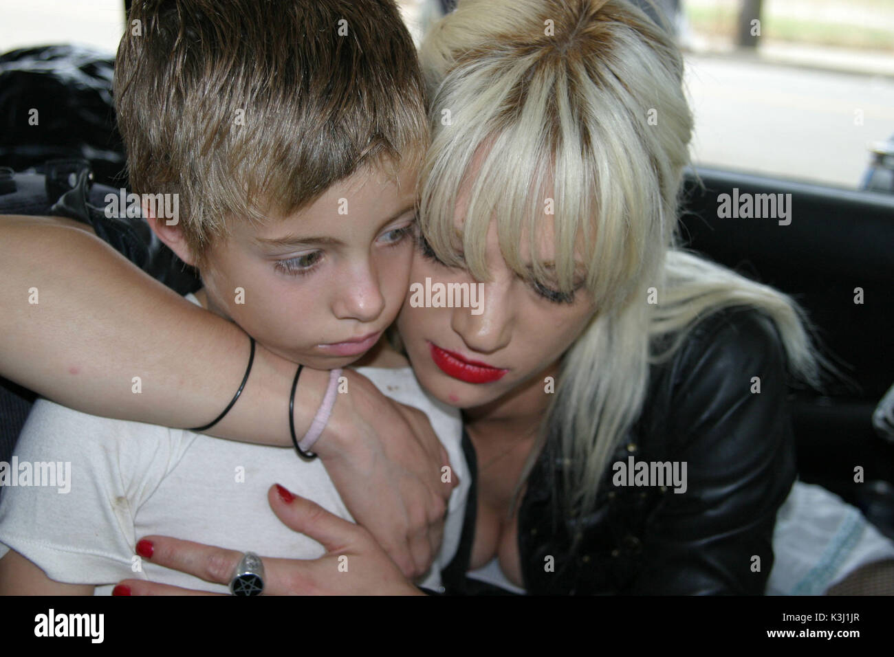THE HEART IS DECEITFUL ABOVE ALL THINGS ASIA ARGENTO, JIMMY BENNETT     Date: 2004 - Stock Image