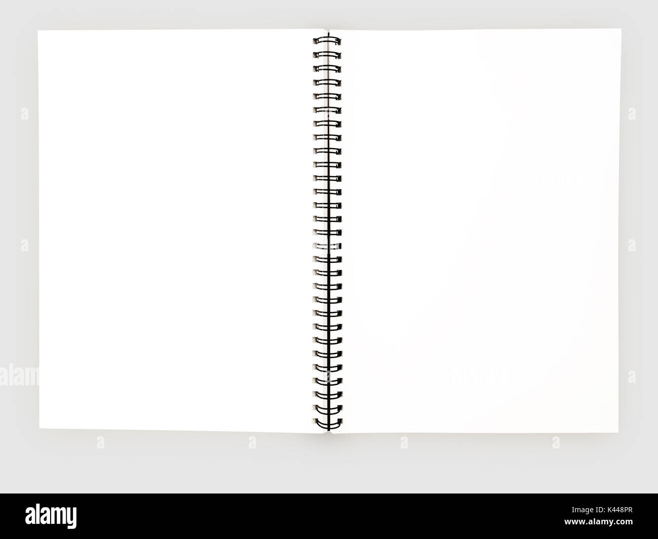 Realistic blank notebook template for cover design school business realistic blank notebook template for cover design school business diary cheaphphosting Image collections