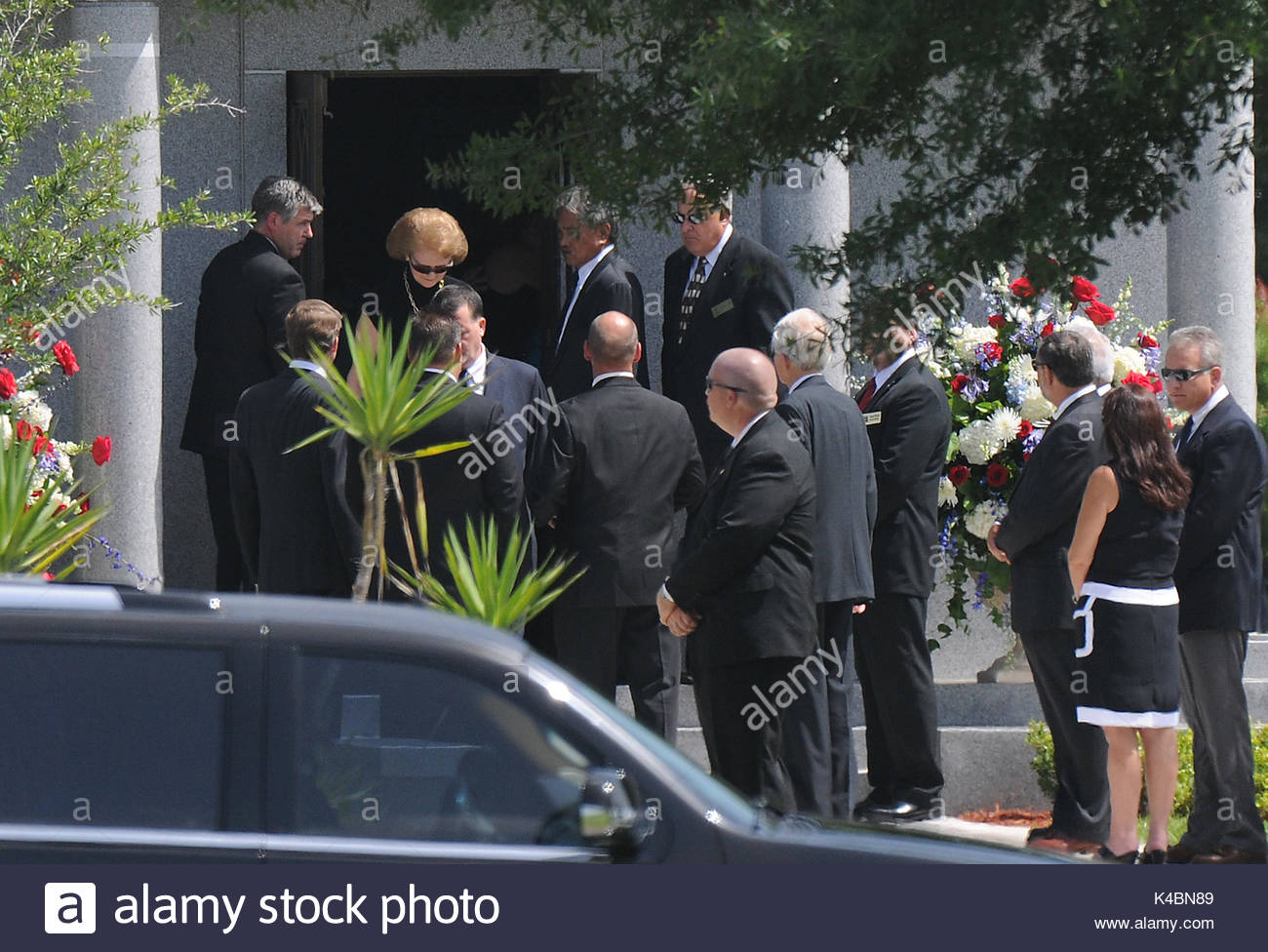 George M Steinbrenner III Is Laid To Rest At Trinity Memorial Gardens