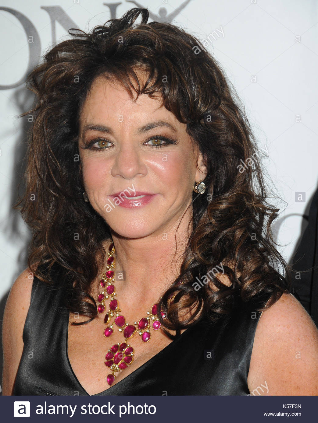 Stockard Channing. 63rd Annual Tony Awards - Red Carpet at Radio City Music Hall in NYC. - Stock Image