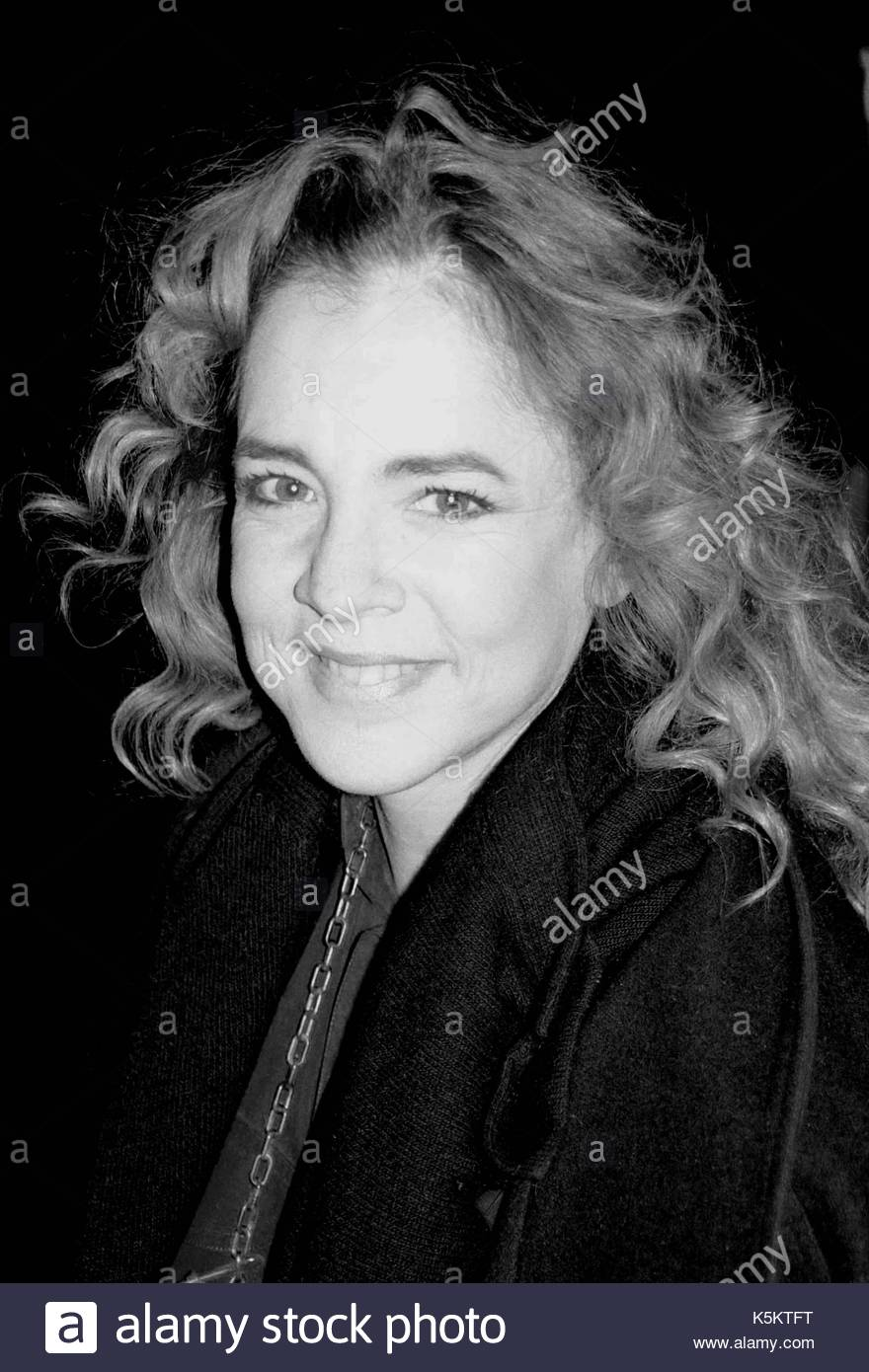 Stockard Channing in 1995. Stockard Channing sightings in NYC 1995 and 1997. - Stock Image