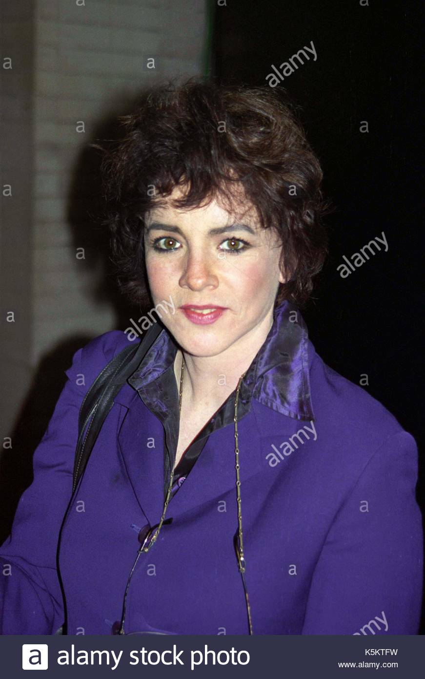 Stockard Channing in 1997. Stockard Channing sightings in NYC 1995 and 1997. - Stock Image