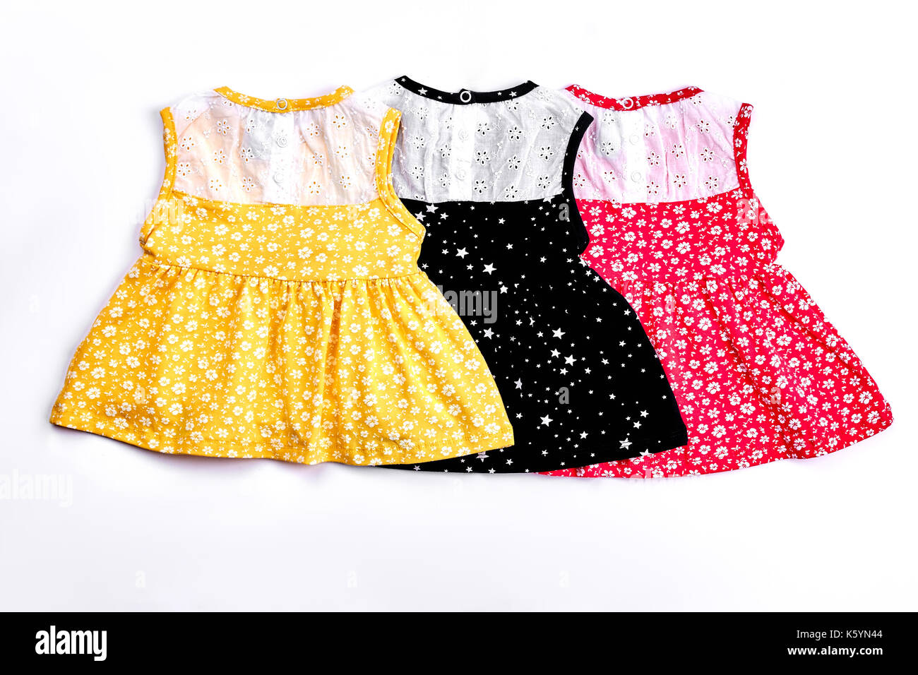Infant Girl Cute Design Sundresses Collection Of Beautiful