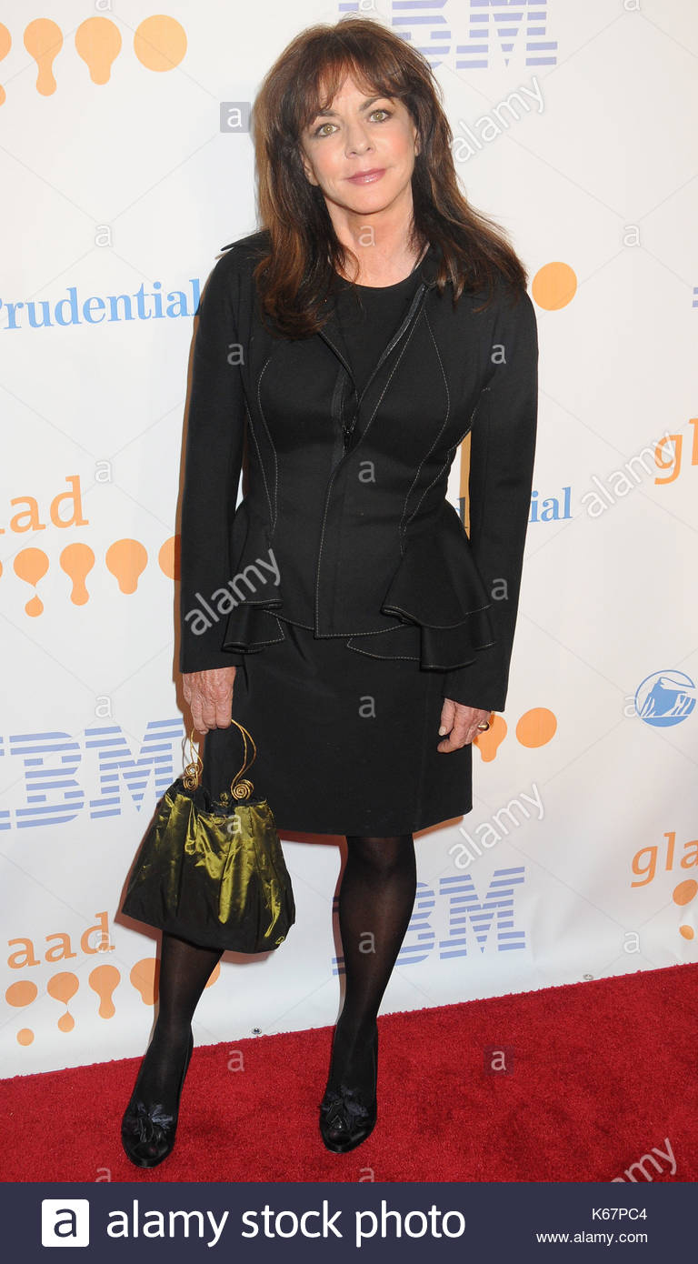 Stockard Channing. Stockard Channing at the 20th Annual GLAAD Media Awards, Marriott Marquis in NYC. - Stock Image