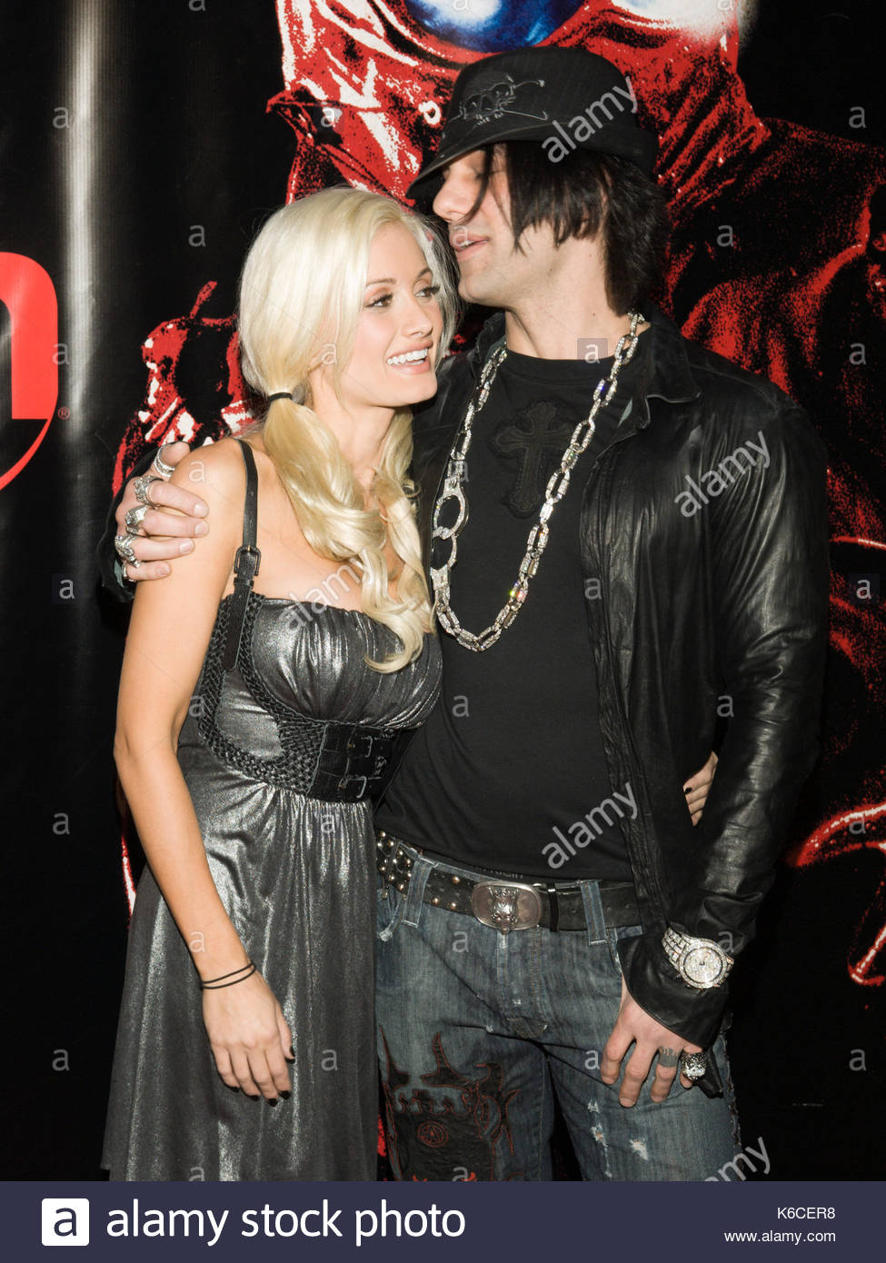 holly madison and criss angel. holly madison and criss angel at the