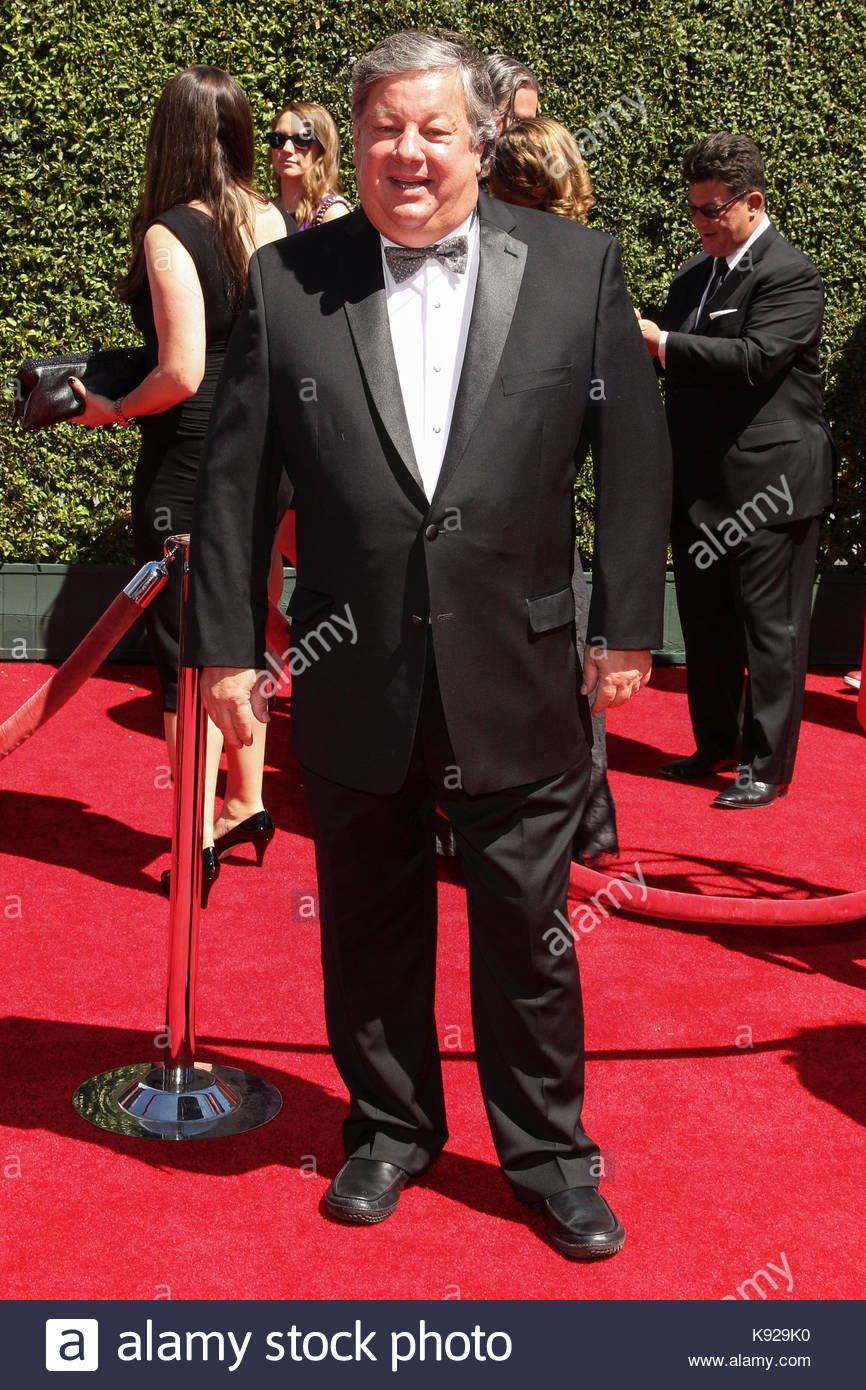 Kirk Simon. 2014 Creative Arts Emmys at Nokia Theatre L.A. LIVE on Saturday, Aug. 16, 2014, in Los Angeles. - Stock Image