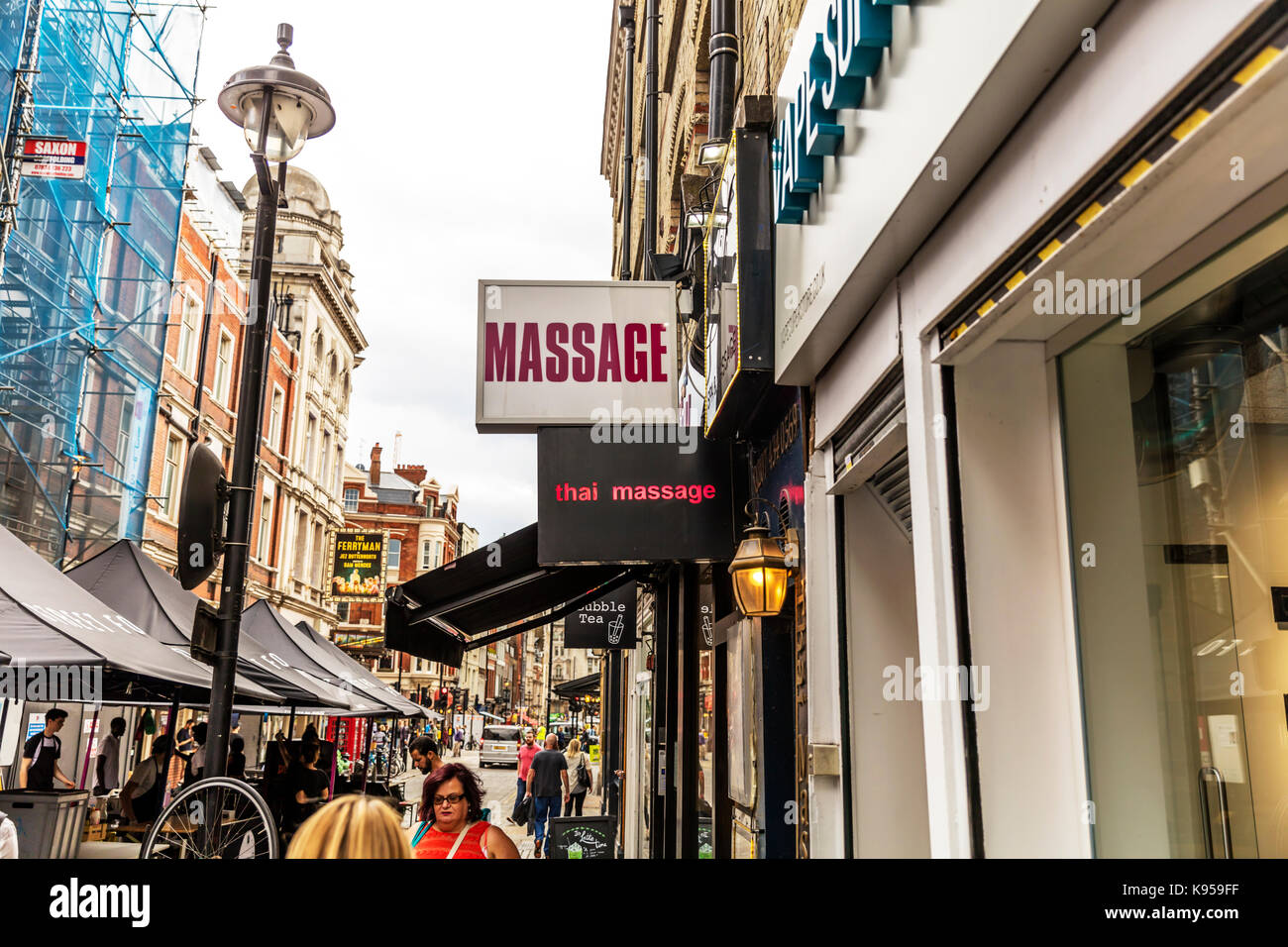 Asiatische Massagesalons in London — foto 4