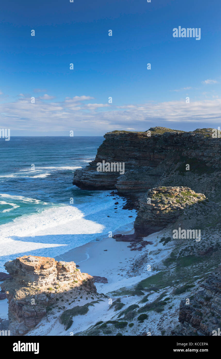 Cape of Good Hope, Cape Point National Park, Cape Town, Western Cape, South Africa - Stock Image