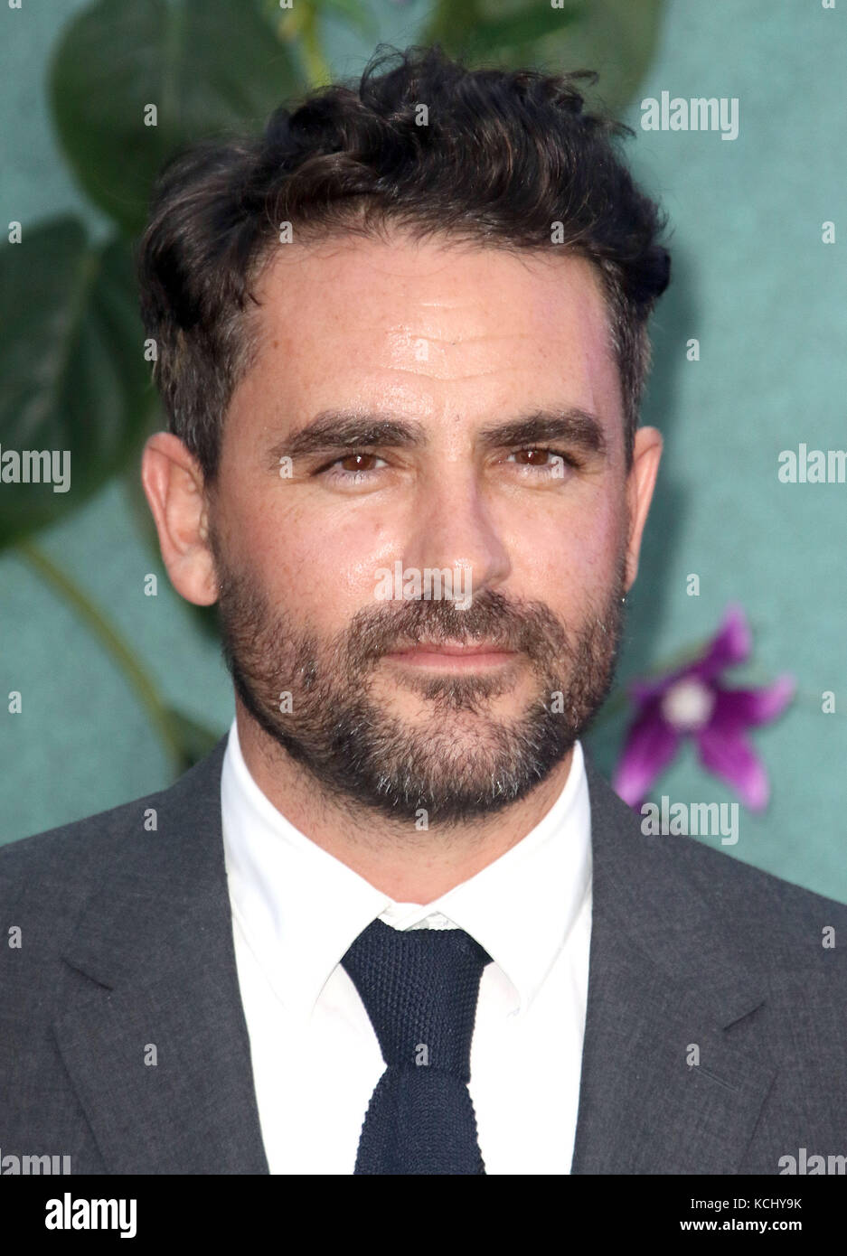 Sep 06, 2017 - Levison Wood attending 'Mother!' UK Premiere, Odeon Leicester Square in London, England, - Stock Image