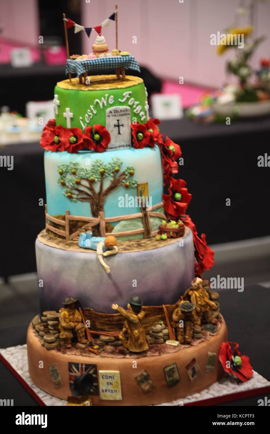 Cake And Bake Show In England