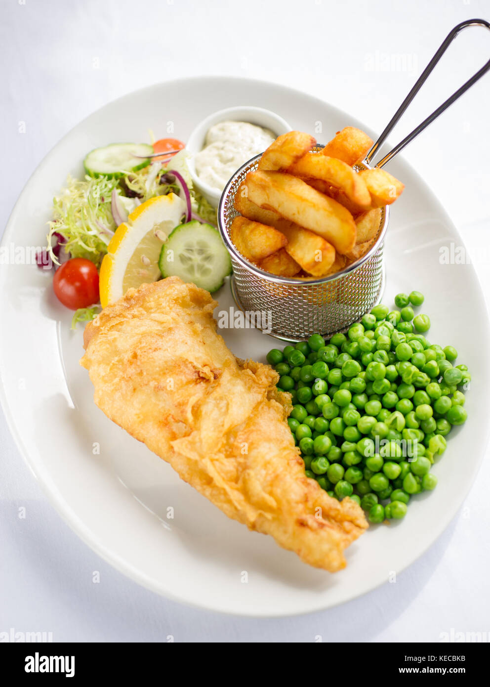 how to cook fish and chips