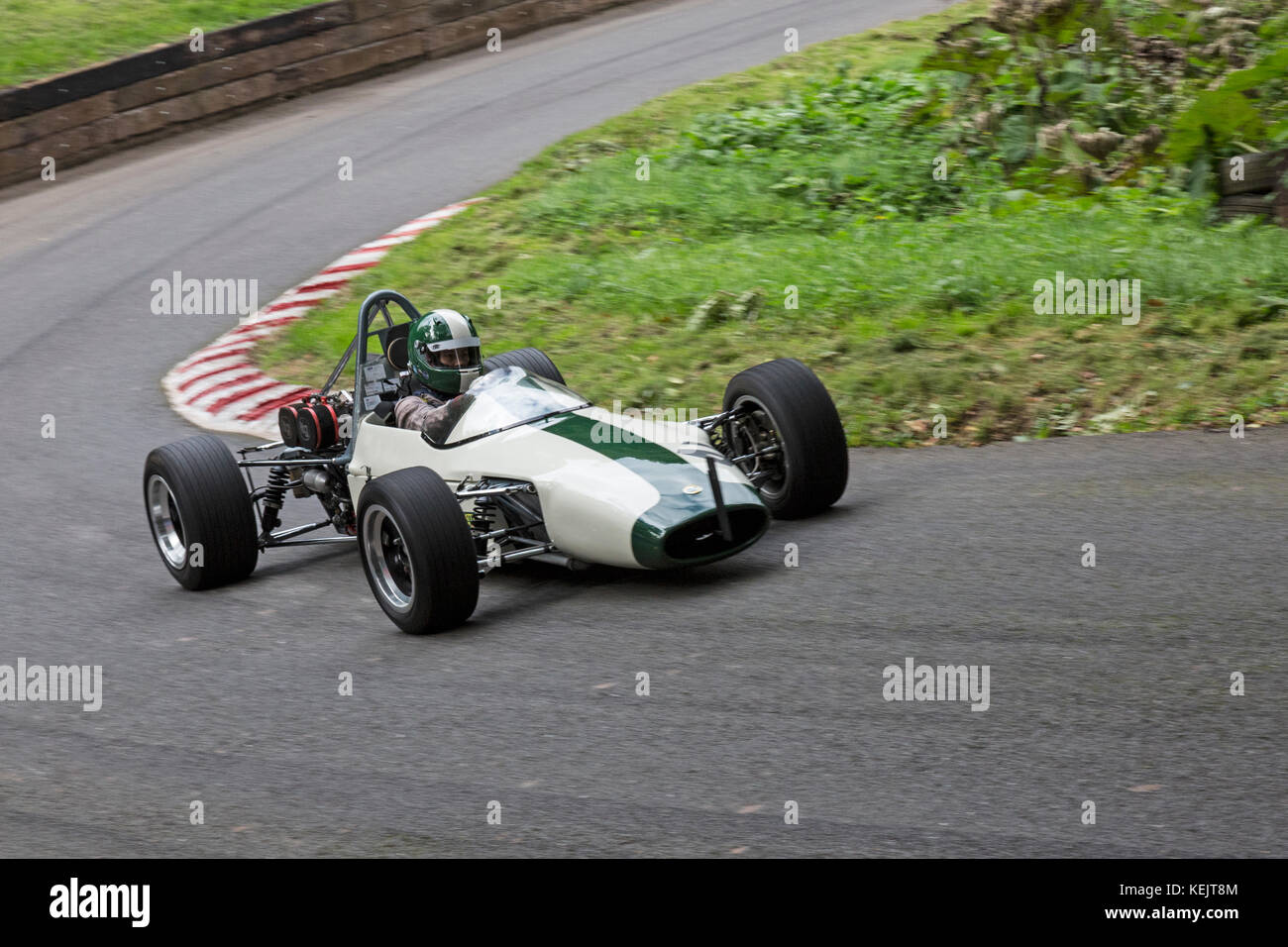 Lotus 61/69 Special, driven by Sarah Thorne at the Autumn Speed ...