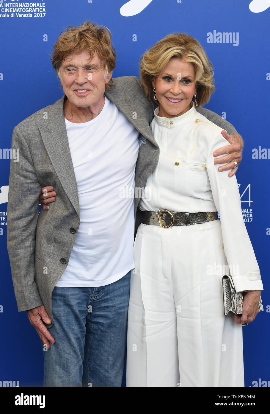 Jane fonda our souls at night photocall at 2019 venice film festival