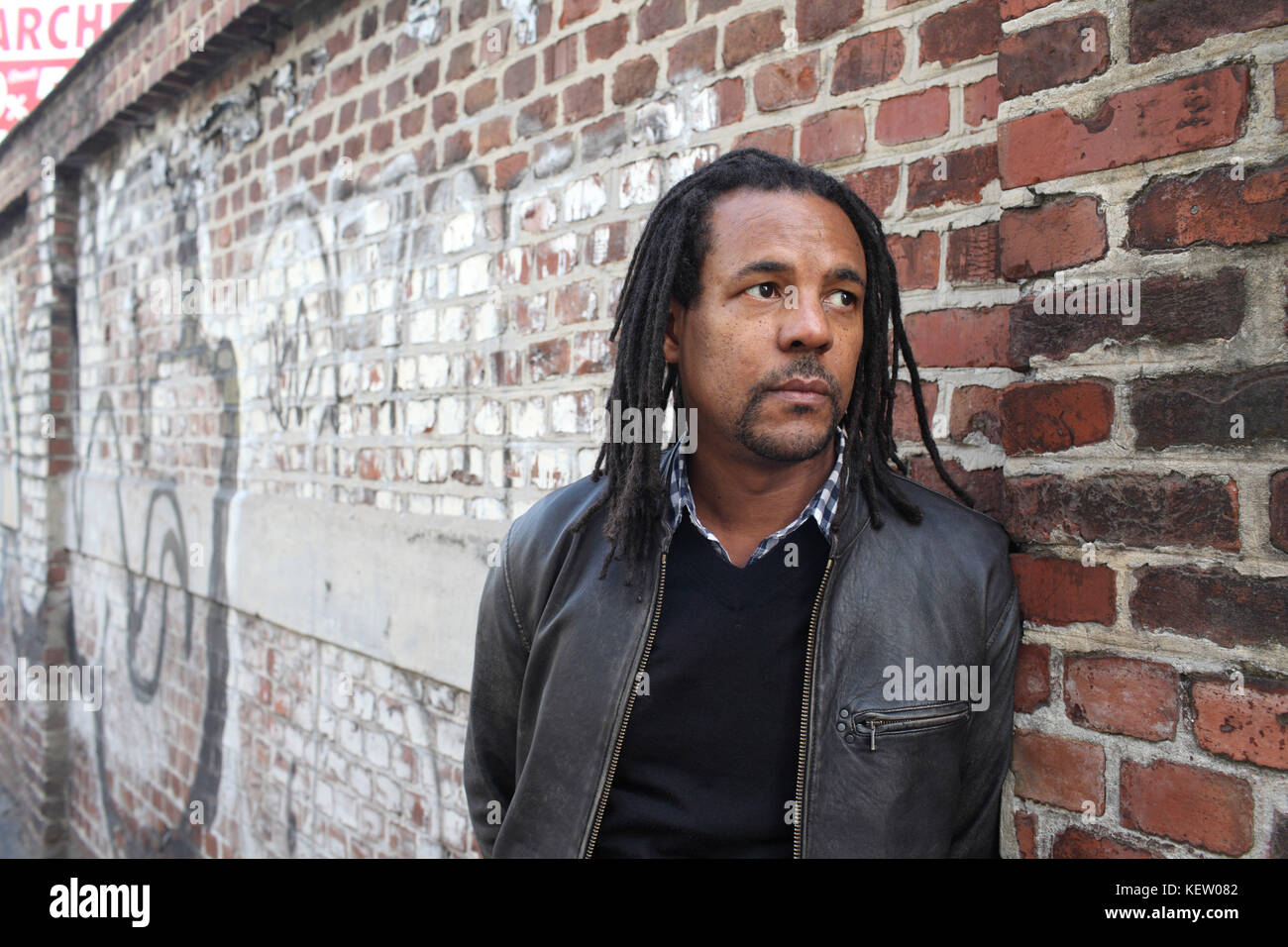 Colson WHITEHEAD - writer - 22-10-2017 ©Basso CANNARSA/Opale Stock Photo