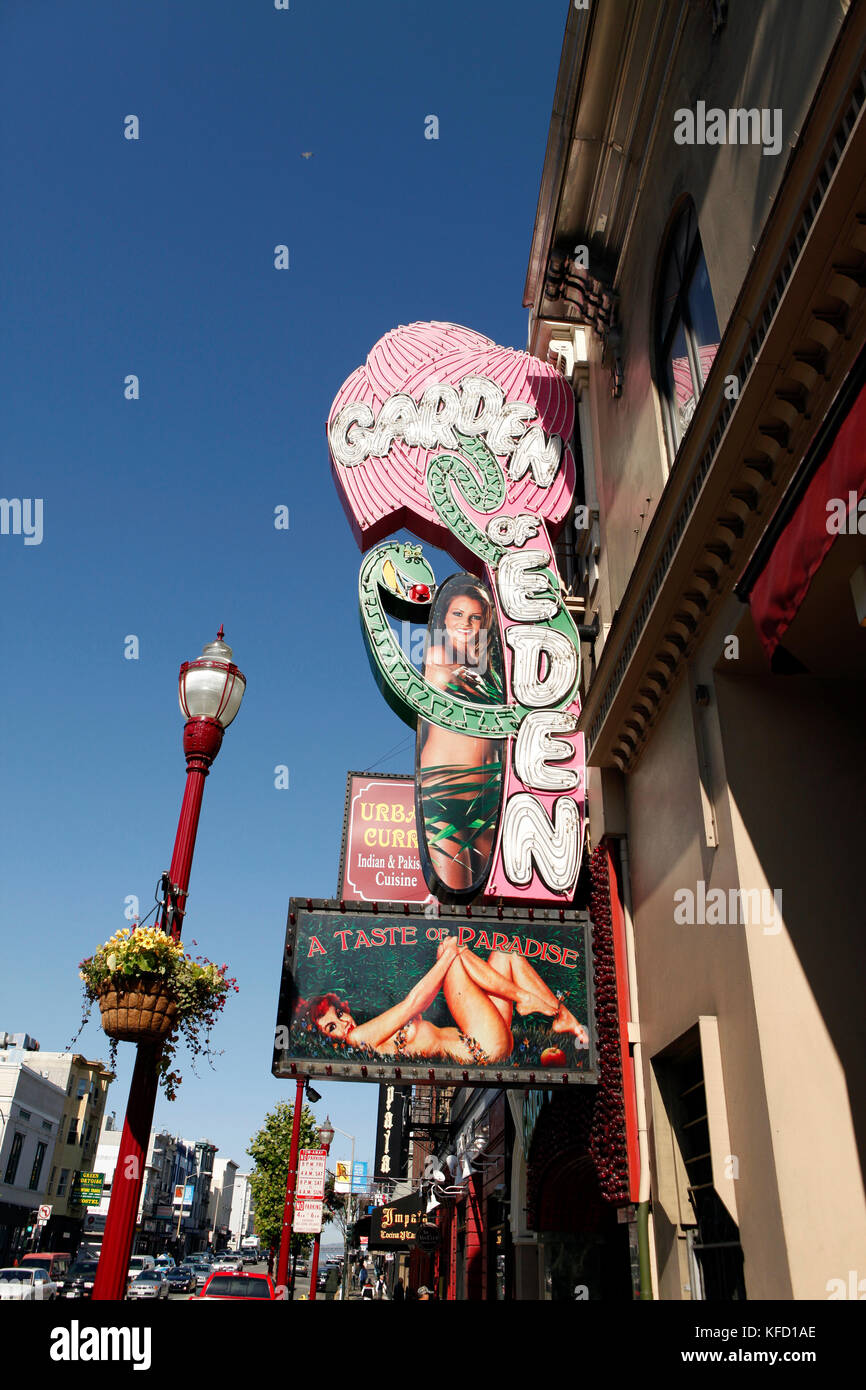 San francisco strip clubs broadway