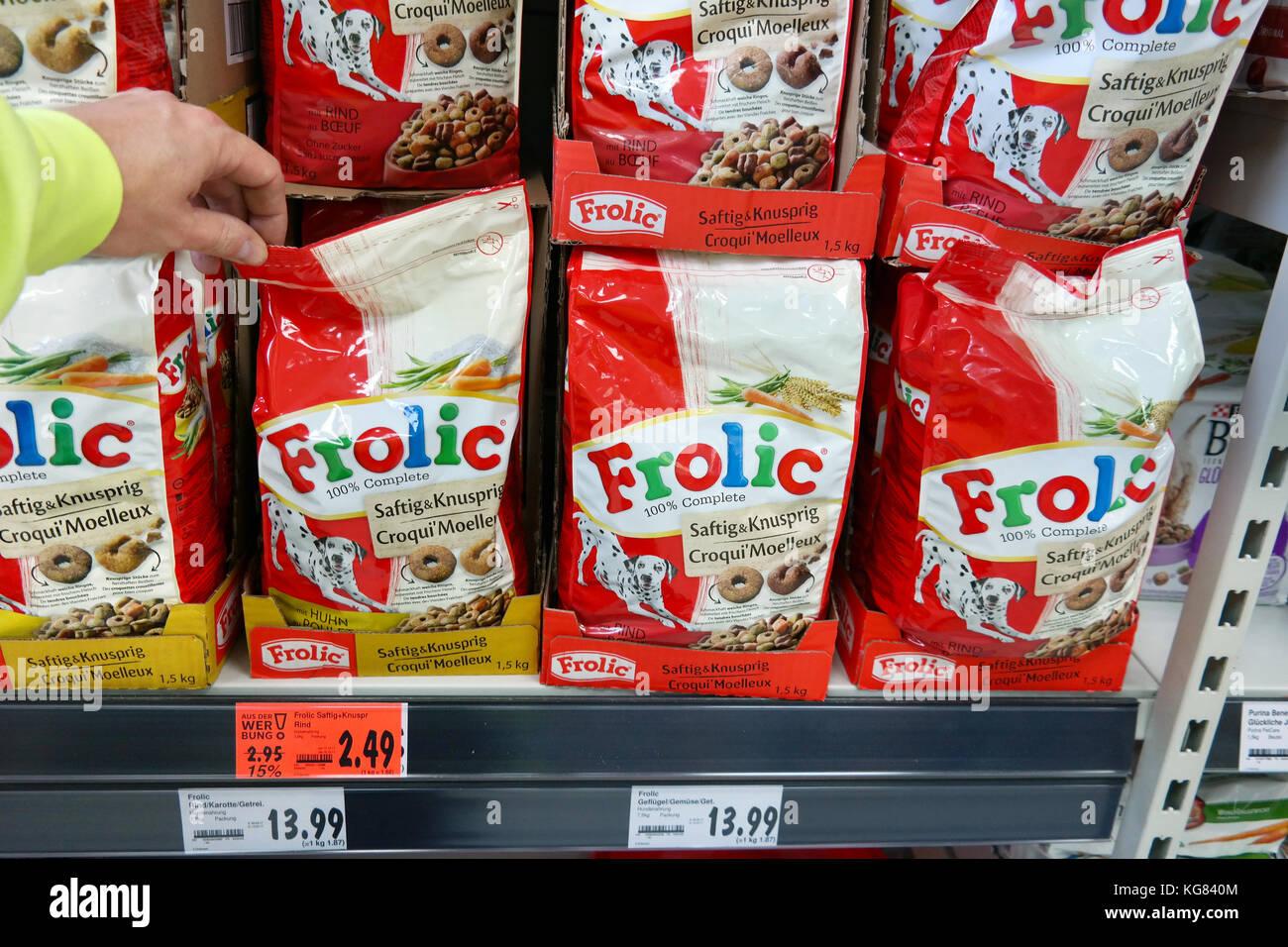 Frolic Dry Dog Food