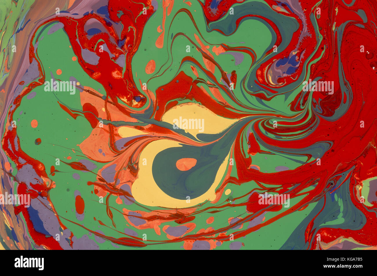 Pure abstract, conceptual - Stock Image