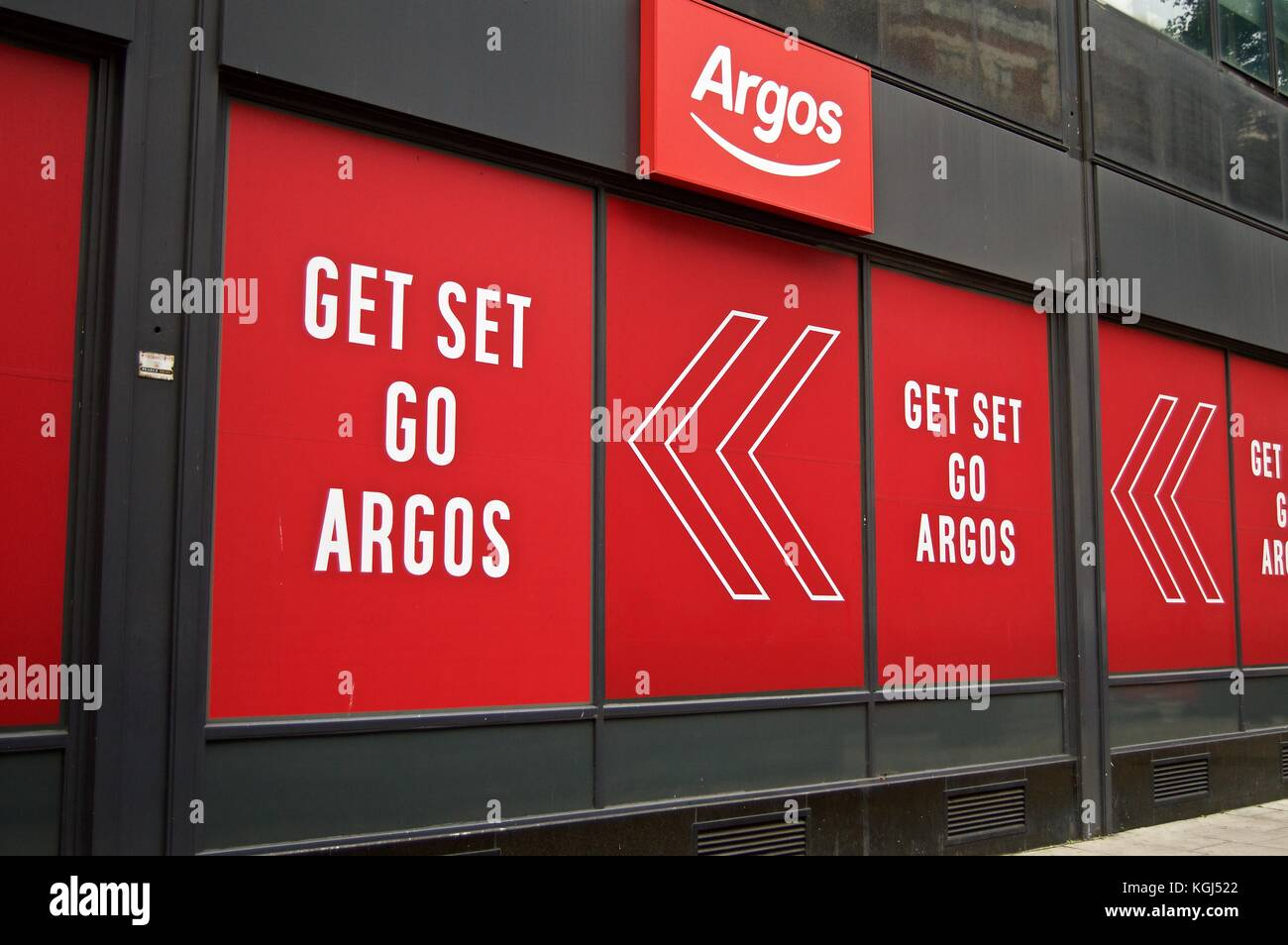 argos store stock photos argos store stock images alamy. Black Bedroom Furniture Sets. Home Design Ideas