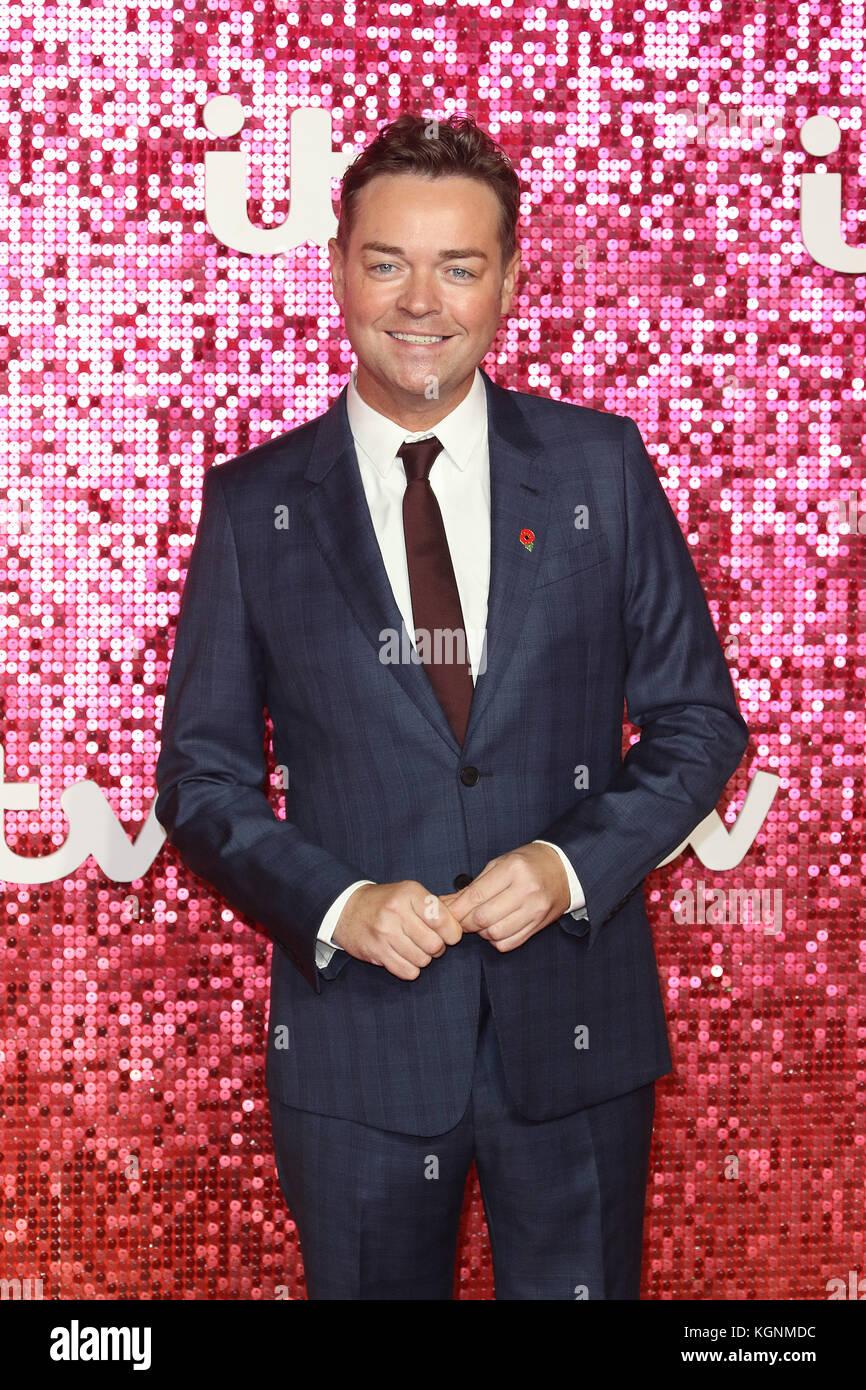 London, UK. 9th November, 2017. Stephen Mulhern, ITV GALA, London Palladium, London, UK. 09th Nov, 2017. Photo by Stock Photo