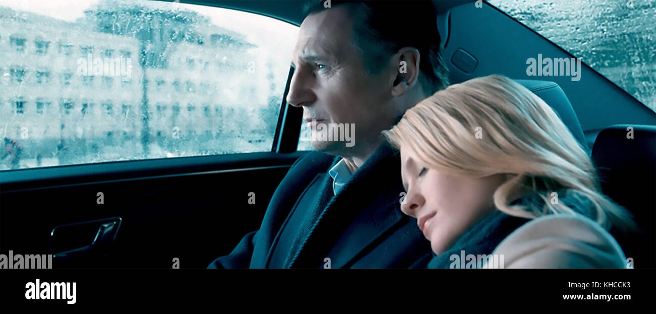 UNKNOWN 2011 Dark Castle Entertainment film with Diane Kruger and Liam Neeson - Stock Image