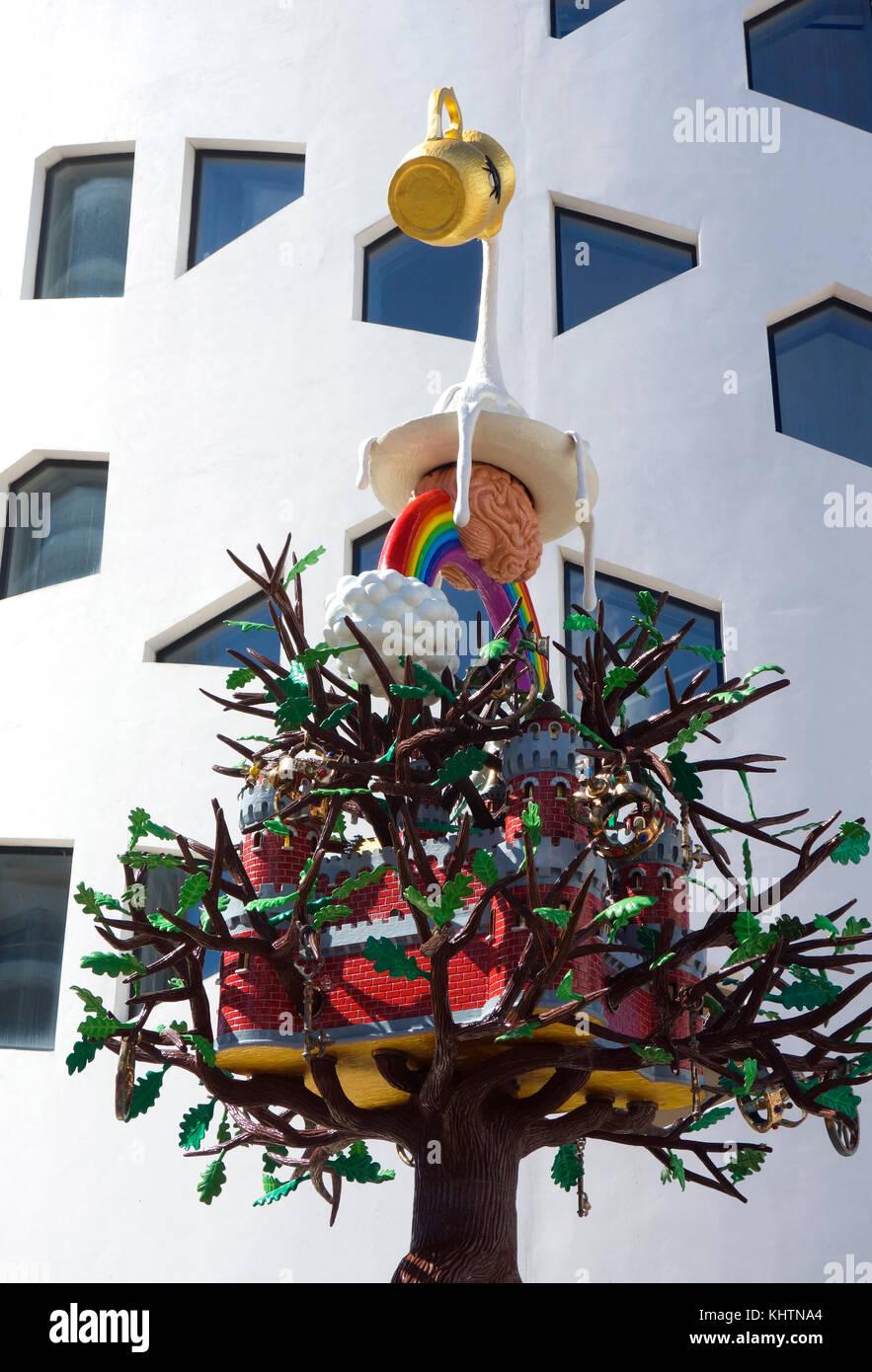 Faena Hotel Miami Beach, USA - Stock Image