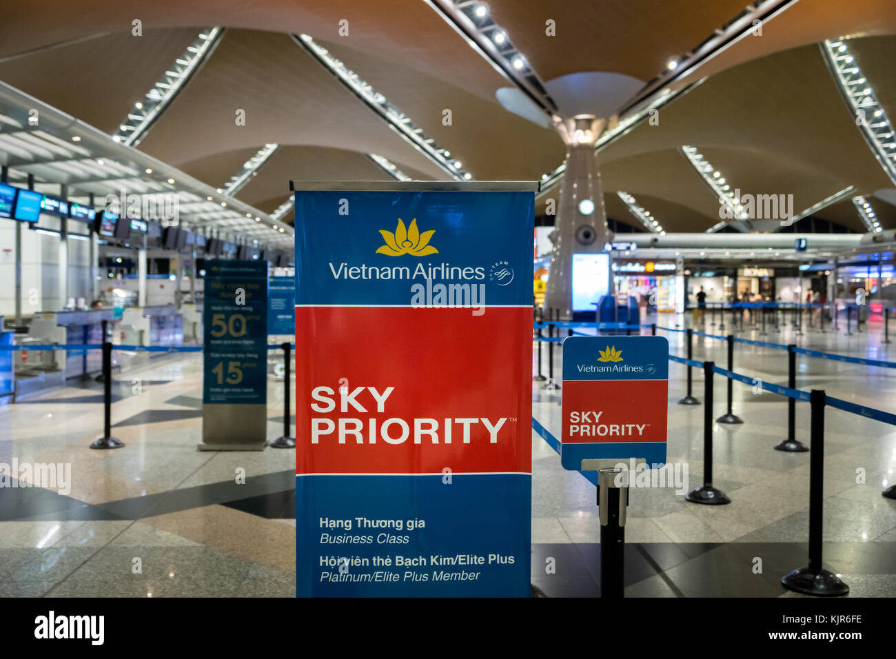 Airport immigration counter stock photos airport - Vietnam airlines kuala lumpur office ...