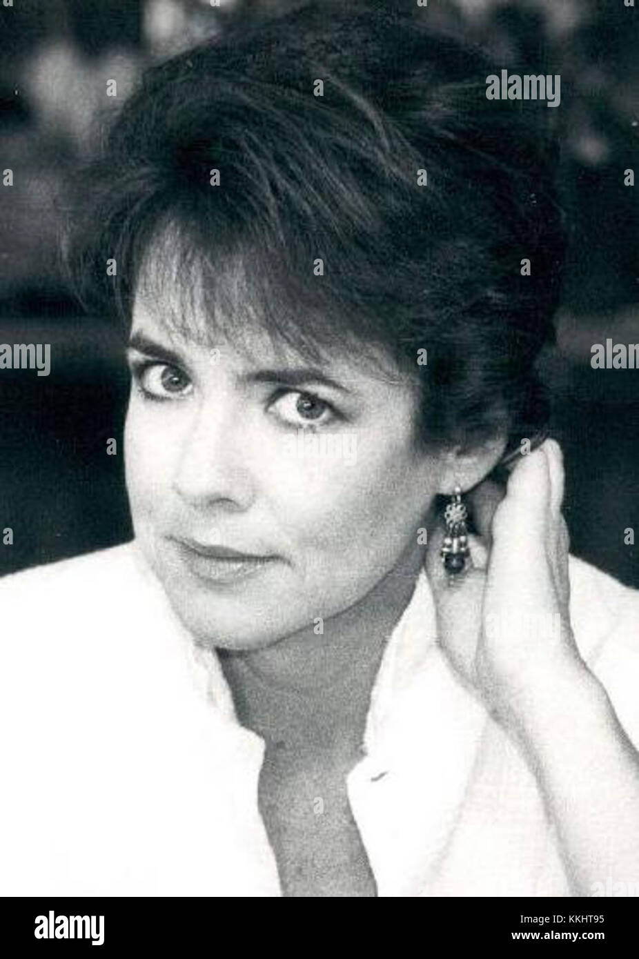 Stockard Channing 1984 crop - Stock Image