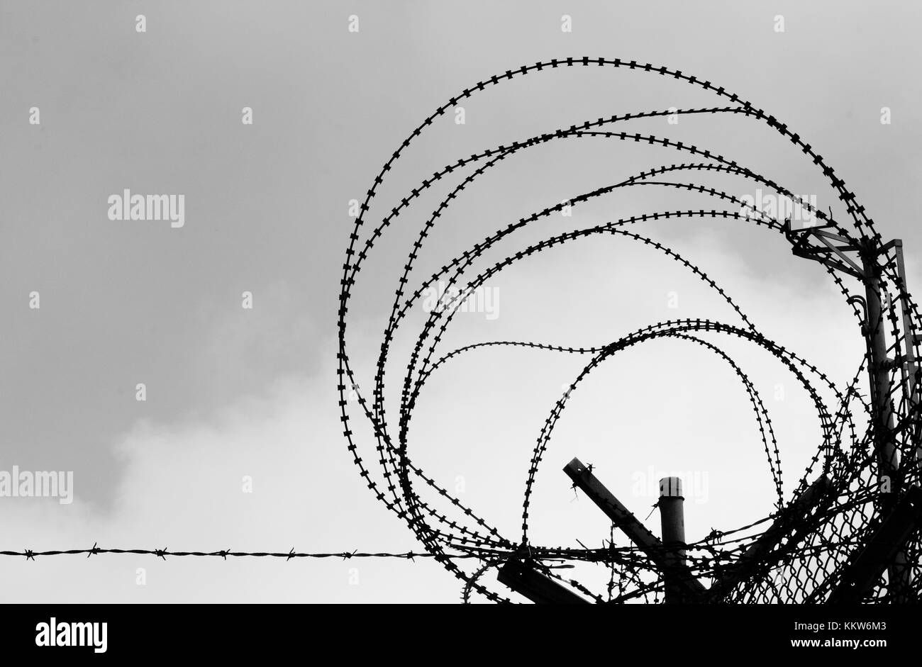 Colorful Triple Strand Barbed Wire Photos - Electrical and Wiring ...