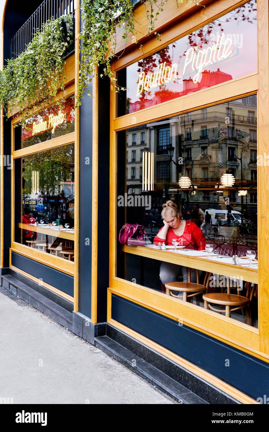 Hotel Pigalle Paris France