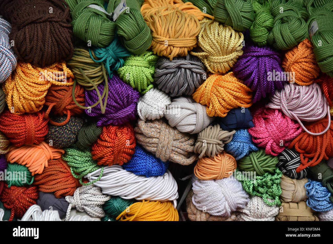 String and Things - Stock Image