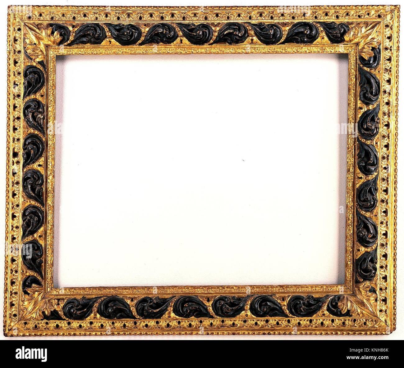 Wreath frame. Date: late 16th century; Culture: Italian, Venice ...