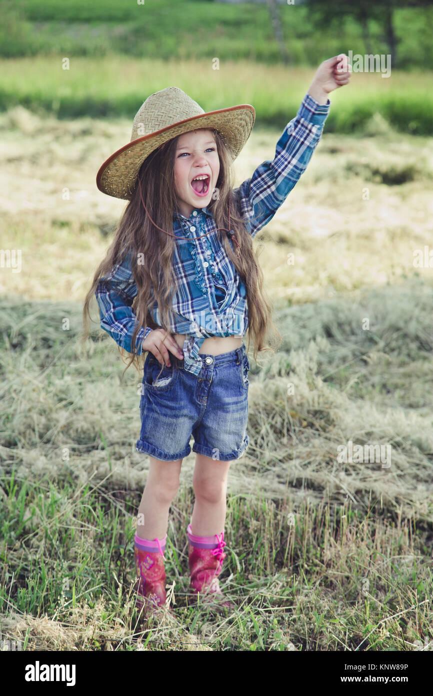 young girls fuck cowboy