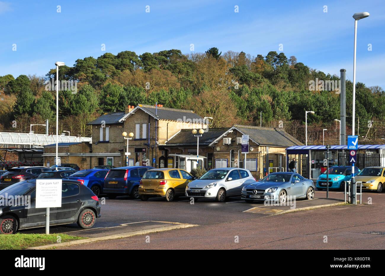 Hillingdon Railway Station Car Park