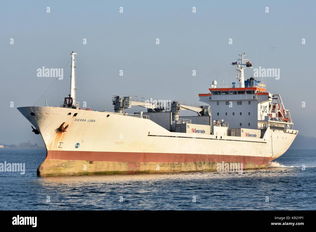 Sierra Loba - Stock Image