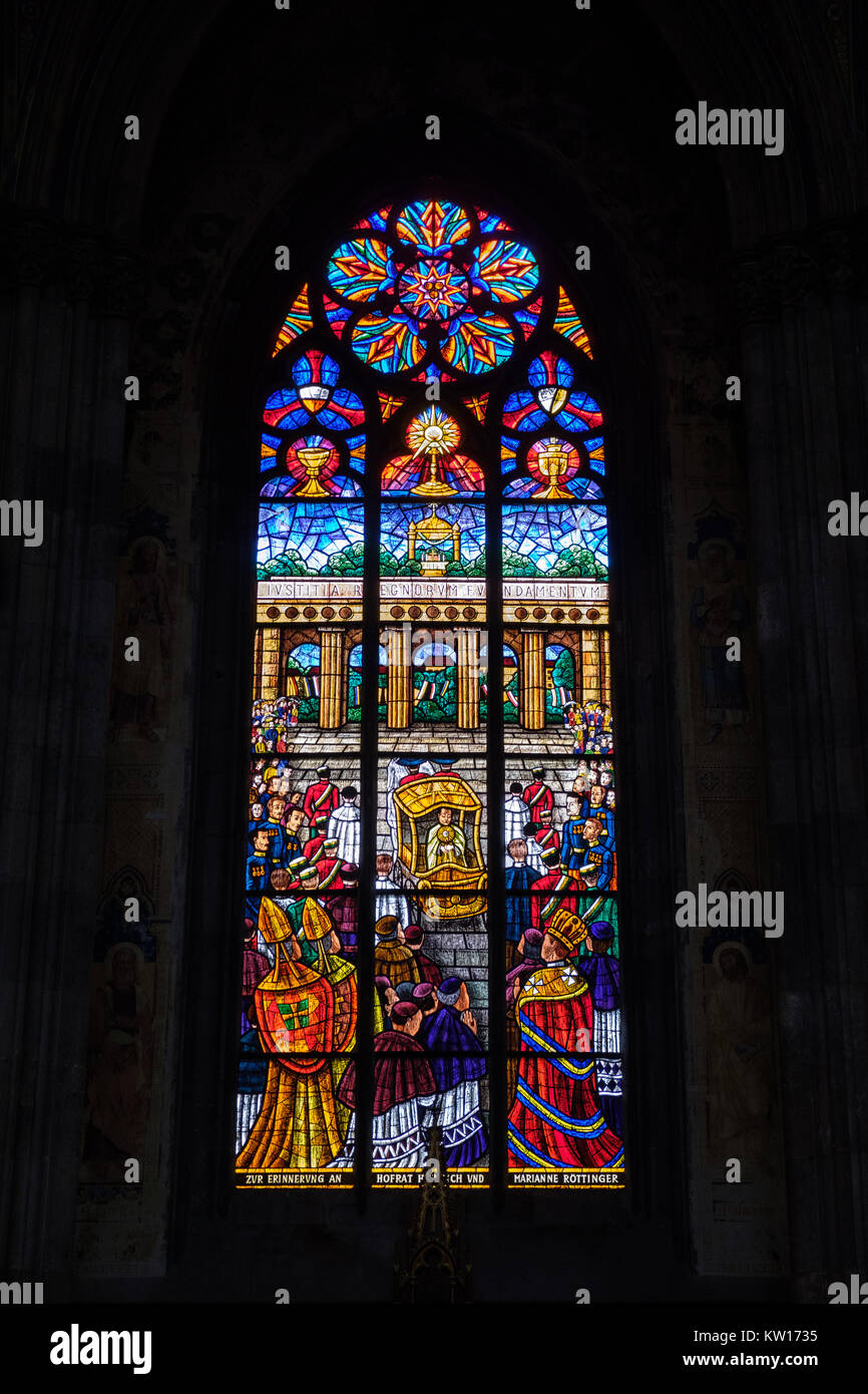 The Ring Vienna S Casual Luxury Hotel Vienna: Altar Votivkirche Vienna Stock Photos & Altar Votivkirche